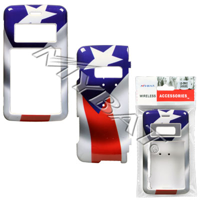 Puerto Rican Phone Protector Cover for LG ENV2 VX9100