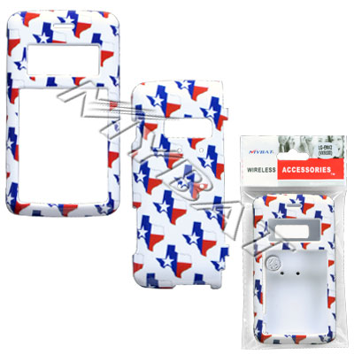 Texas Phone Protector Cover for LG ENV2 VX9100