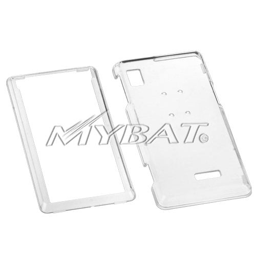 T-Clear Phone Protector Cover for MOTOROLA A855 Droid