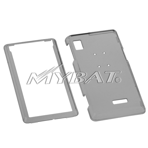 T-Smoke Phone Protector Cover for MOTOROLA A855 Droid