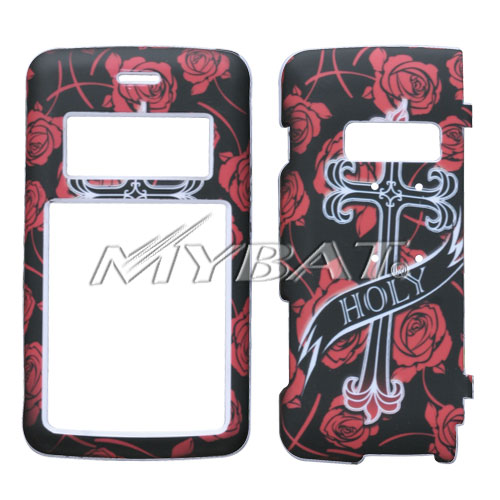 Lizzo Holy Cross Red Phone Protector Cover for LG ENV2