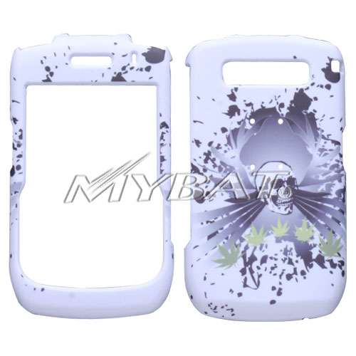 Lizzo Skull Marijuana White Phone Protector Cover for R