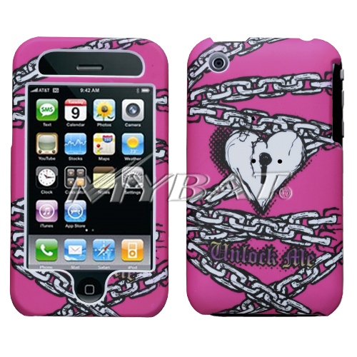 Lizzo Unlock Me Hot Pink Phone Protector Cover for APPL