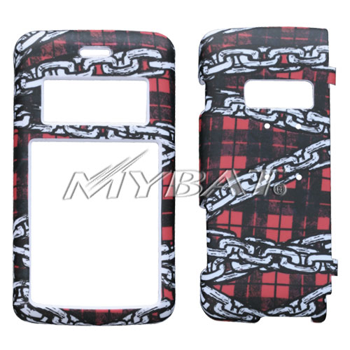 Lizzo Chain Plaid Phone Protector Cover for LG ENV2 VX9