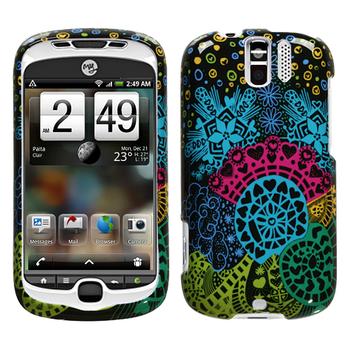 Love Fair Phone Protector Cover for HTC myTouch 3G Slid