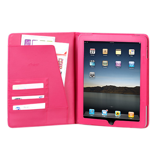 Hot Pink MyJacket 106 for APPLE iPad