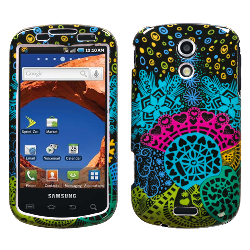 Love Fair Phone Protector Cover for SAMSUNG D700 Epic 4