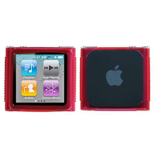 Pink Candy Skin Cover for APPLE iPod nano 6th generatio
