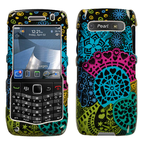 Love Fair Phone Protector Cover for RIM BLACKBERRY 9100