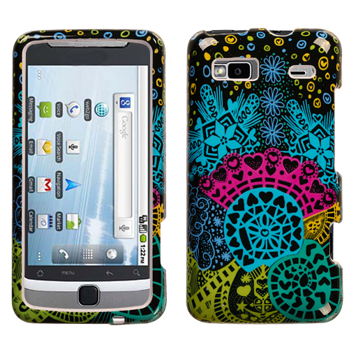 Love Fair Phone Protector Cover for HTC G2
