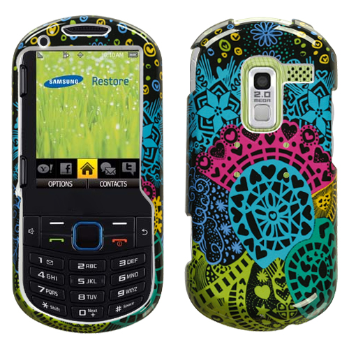 Love Fair Phone Protector Cover for SAMSUNG M570 Restor