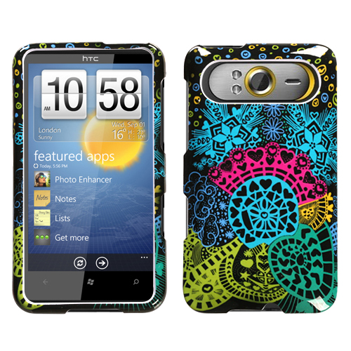 Love Fair Phone Protector Cover for HTC HD7