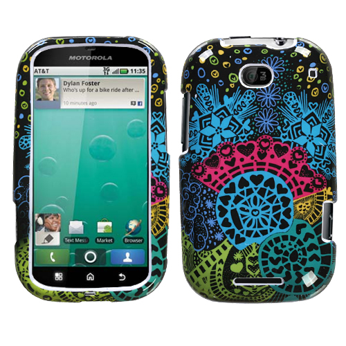 Love Fair Phone Protector Cover for MOTOROLA MB520 Brav