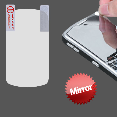 Mirror LCD Screen Protector for SAMSUNG A877 Impression