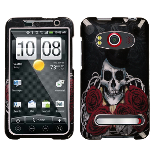 Magician Phone Protector Cover for HTC EVO 4G