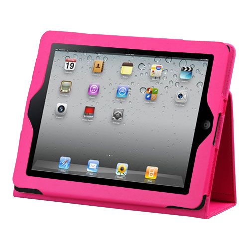 Hot Pink MyJacket 119 for APPLE iPad 2