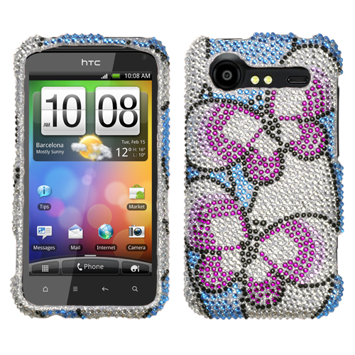 NOKIA 2135 CRYSTAL CASE BLACK BASE WITH STAR