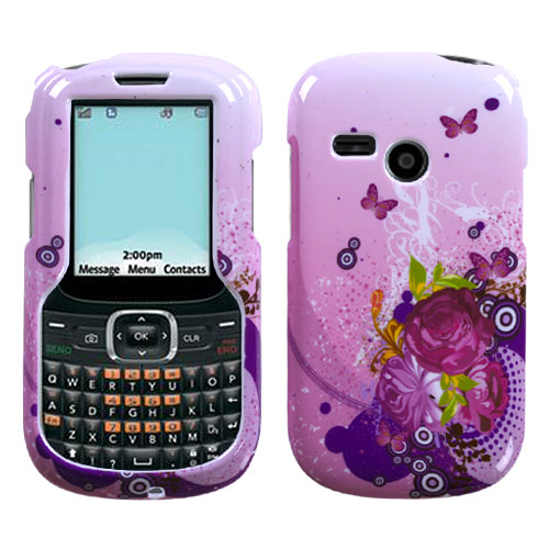 Wonderful Flowers Phone Protector Cover for LG UN200 Sa