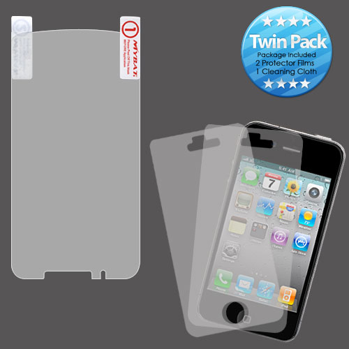 Screen Protector Twin Pack for ZTE N860 Warp
