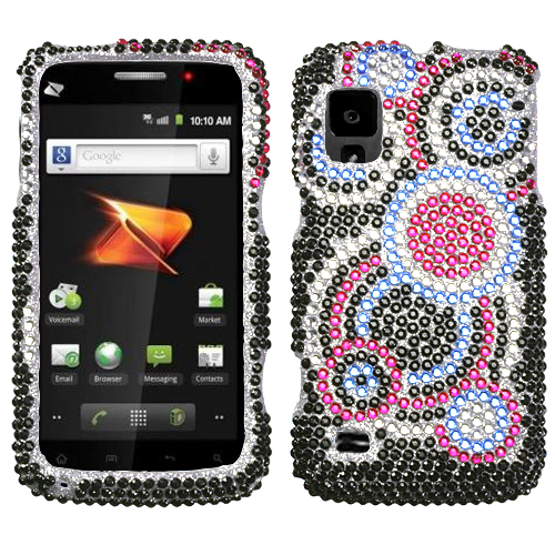 Bubble Diamante Protector Cover for ZTE N860 Warp