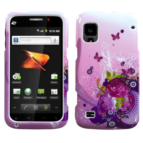 Wonderful Flowers Phone Protector Cover for ZTE N860 Wa