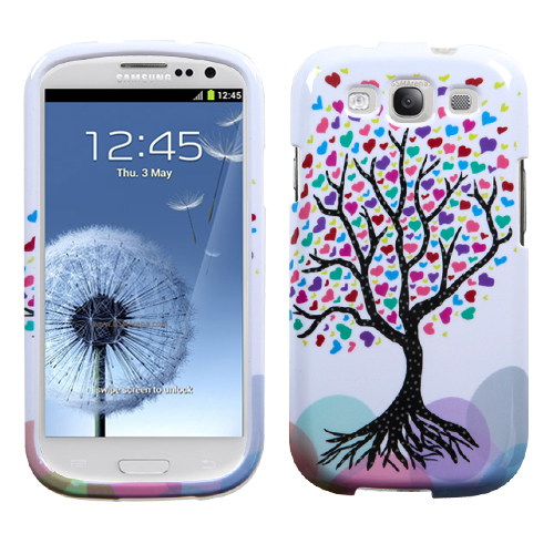 Love Tree Candy Skin Cover for SAMSUNG: Galaxy S III (i