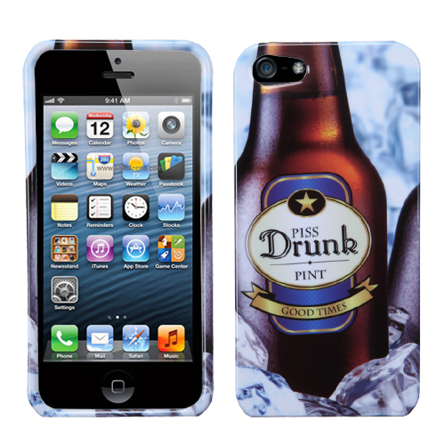 Piss drunk1 Phone Protector Cover for IPHONE 5