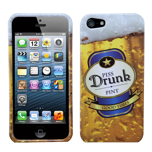 Piss drunk2 Phone Protector Cover for IPHONE 5