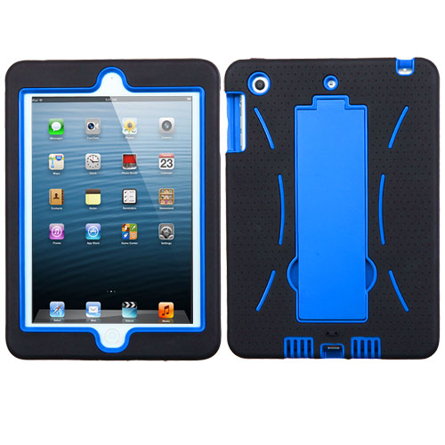 Dark Blue/Black Symbiosis Stand Protector Cover