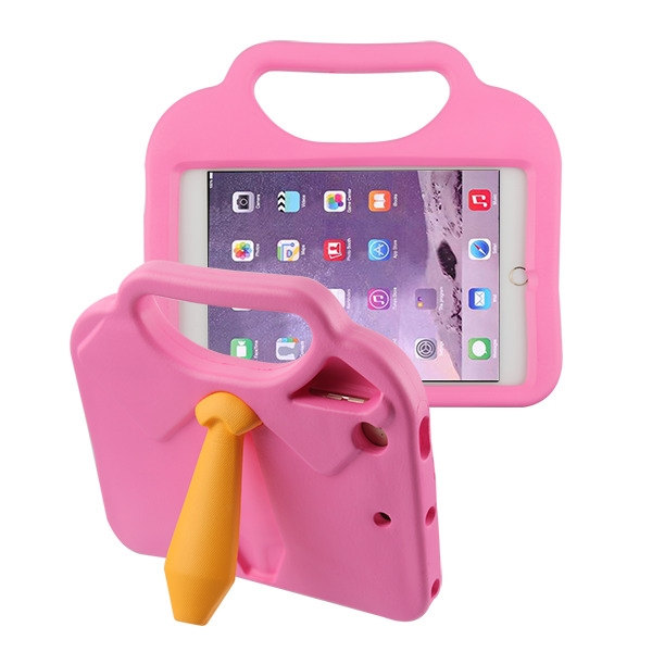 Pink Tie Kids Drop-resistant Protector Cover