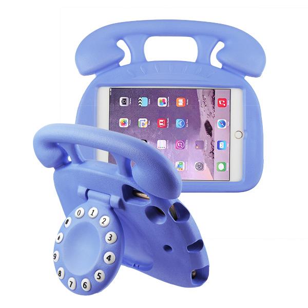 Purple Telephone Kids Drop-resistant Protector Cover