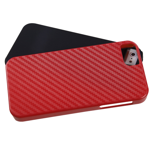 Red Crosshatch Fusion Protector Cover