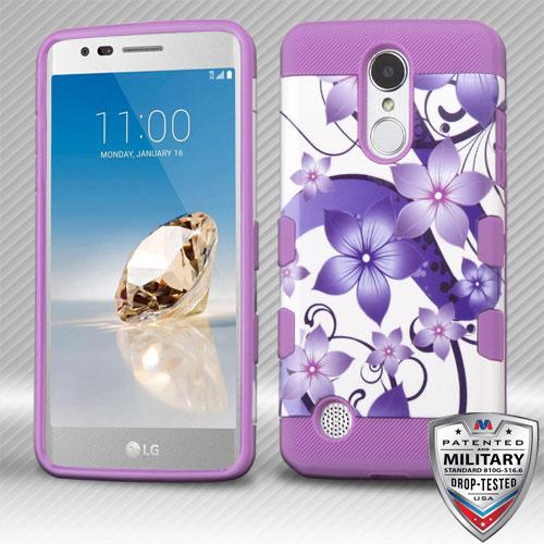 Mybat Purple Hibiscus Flower Romanceelectric Purple Tuff Trooper