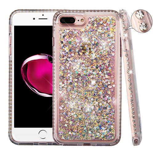 cover iphone 8 glitter
