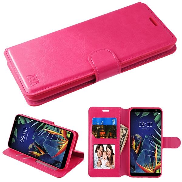 MYBAT Hot Pink MyJacket Wallet Element Series(563) -WP