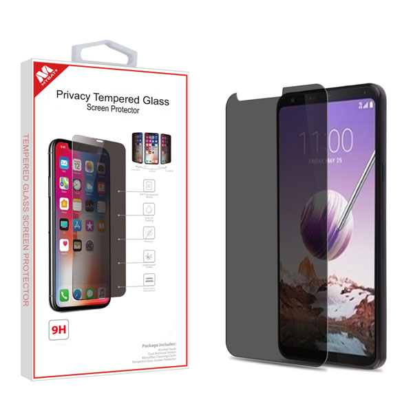 MYBAT Privacy Tempered Glass Screen Protector (2.5D)