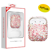 AirPods Colorful Diamond Protective Case