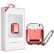 AirPods Rose Gold Electroplated Protective Case