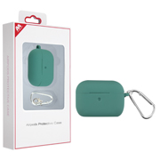 AirPods Pro Protective Case-Midnight Green (with Package)