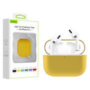 AirPods Pro Yellow Ultra Thin Protective Case