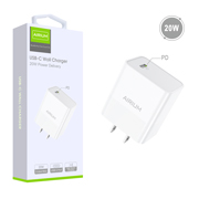 Airium Power Delivery Quick Charger Adapter(20W) for - White