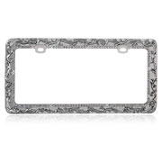 Design Metal Frames with Crystals
