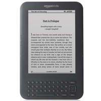 AMAZON Kindle (3rd generation)